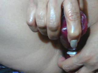 yes i do you want to add a cock into that mix to either in your pussy or working your ass nice and deep while you dp your pussy