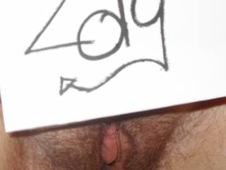 perfect hairy pussy ! i wanna lick , fuck and cum on u'r hairy pussy !