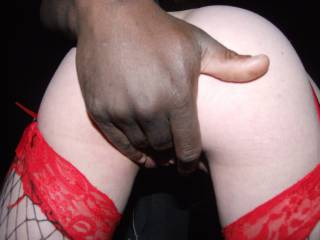 He wanted to to get her pussy nice & wet before he fucked her