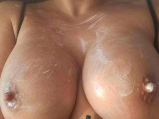 wifes great tits
