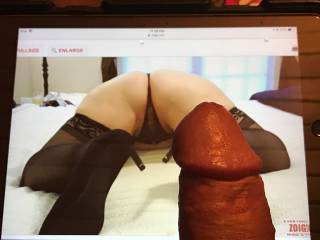 It looks like droppnloads has discovered Mrs. Shutterbug58\'s fantastic ass. Droppnloads discovered more than those sweet cheeks as he put together what may be \'the\' best cum tribute video on Zoig. It\'s the type of gift that Mrs. Shutterbug58 loves.