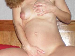 When my wife was pregnant she used to beg me to suck the milk out of her engorged tits. She said it made them feel better..... I miss those days! ;-P