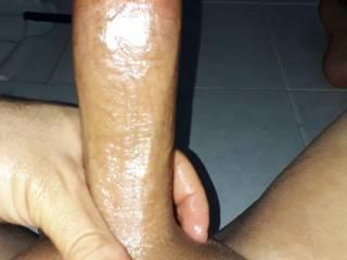 Very hard dick