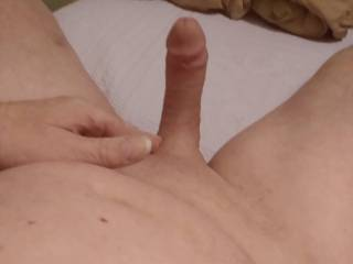 Was horny and wanting someone to enjoy this