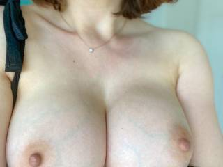 Who wants to cover them in their warm cum ?