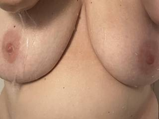Front view of those big tits