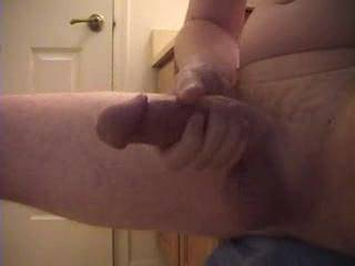 Hmmm a lovely big wad of hot cum from an exciting big cock...makes my mouth and pusy very wet.