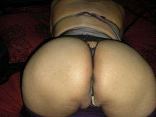 you are beautiful....beautiful pussy and ass...perfect for my big hard cock