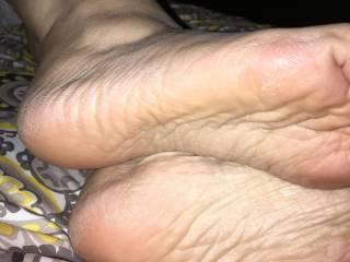 wifey's feet