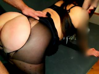 Third and last date with 63 year old dude ,around 3 months ago.As always his thick dick was rockhard and his girth tearing up my 32 wifes tight pussy