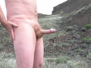 I sure like feeling the warm air on my hard cock. Even better would be feeling a hand, mouth or anything else on it!