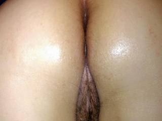My wife ready for my cock