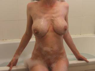 All wet and slippery. What would you do to make me wet and slippery?