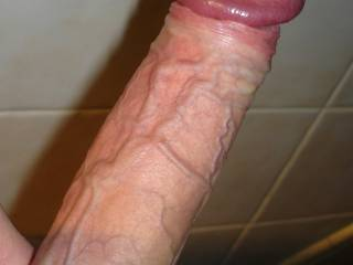 Wow what a great looking dick nice and hard and just that sort of sexy cock I want my sexy little wife to enjoy. I would love to watch all the hot action!..