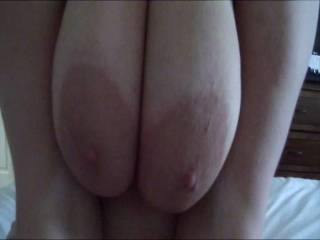 It would feel so good ... As you slowly lower your pussy over my cock  ... Taking me inch by inch .... As I suck your beautiful nipples in turn ...