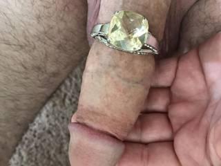 Cocks are a girls best friend...or is it diamonds?