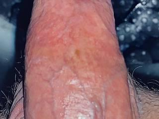 My thick veiny cock