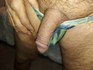 My NEW Camouflage Micro Thong Underwear Penis Comfy Pouch String Tangas Guy T-Back