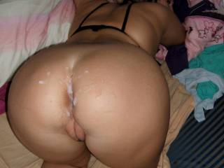 What do u say??? A stranger fill my ass with sticky cum.