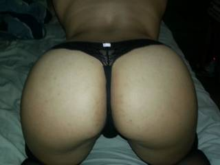 god that ass is so big and round... gorgeous. and a nice fat pussy down below. love how it fills the bottom of that thong out. swollen like its ready for a big cock to stuff it