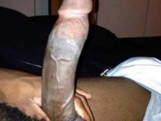 Wow what a sexy big beautiful cock I would love to watch that pleasure my sexy little wife as she begs you to fuck her deeper and harder !... I just know she would love to take it as much as I would like to watch her being fucked deep and hard by your sexy big cock bareback so you fill her full of cum for me to clean up when you have finished pleasuring her ;-o