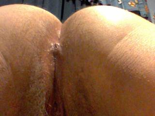 I am so easy to get wet. Can i get discriptive details about what you will do to clean up my cummy pussy?