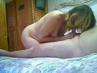 She is good at sucking my dick