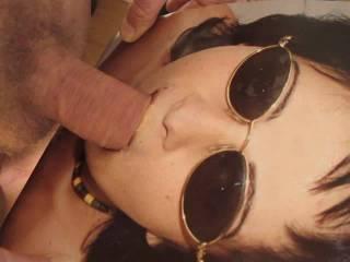 facefuck deepthroat blowjob cim sexy glasses Sylvie001