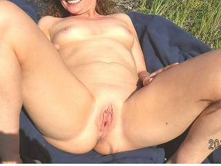 The sun feels great. Nothing Like naked time outdoors.