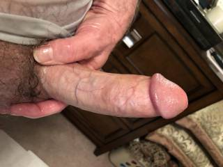 This boner is hard and ready for some deep penetration!