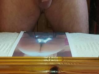 Tributing a hot slut wife.