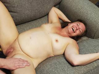 She really enjoys herself when she has been fucked good