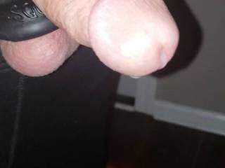 Last nut of 4 cum edge on cam.