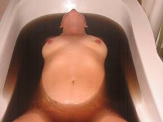 fuck yeah.... i love to cum all over your boy in the bath