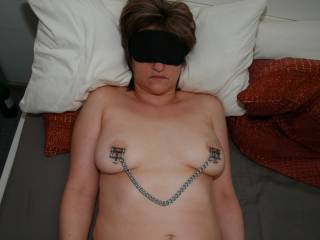 Love nipple play and torture. I would do mine too for you.