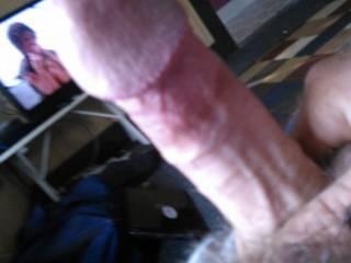 My wife made my dick so hard