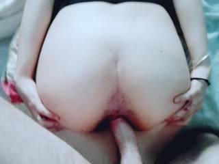 Open your ass