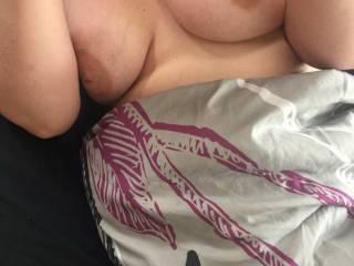 Danielle's titties