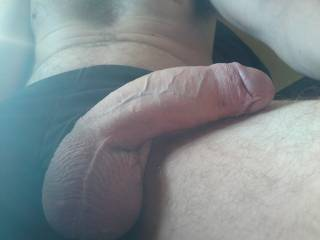Just a little help....mouth maybe?  I have a very good mouth that loves to suck cock.  I'd give that cock more than a little help.  K