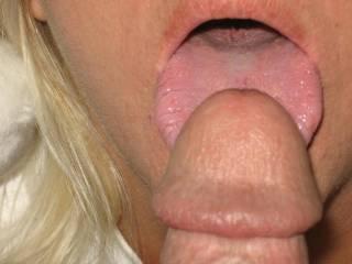 what a good tongue lashing