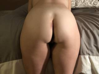 Love to see her ass played with