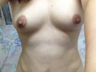 I would love to use that pretty little body as my own little cum dumpster
