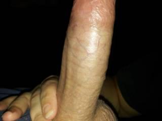 My man with a big hard dick