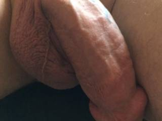 Picture wife too of my soft dick