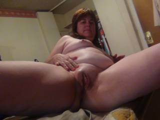 Want to fuck you long and hard and cum all up in that hot pussy until jizz drips out of you and down your ass...