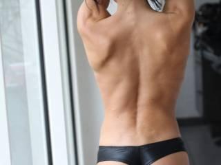 the sexy ass of my slut