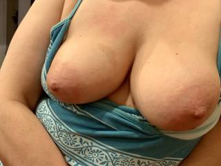 She wants to suck my cock and feel another in her pussy!  I told her I would start shopping for local hard cock!