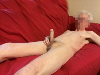 Would you like to suck on my erection  and ease my foreskin back, and play with my balls before we do anything else?