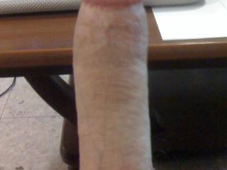 mhmm delicious...an exquisite cock for a good suck and a deep ride