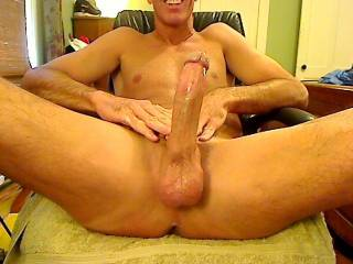 Very nice!  I am sure the wife would luv to fill that stretch her super hot pussy.
